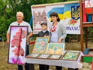 Донецкая область: Село отметило солидный юбилей