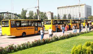 Запорожская область: Громады получили автобусы
