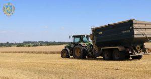 Львовщина: Намолотили свыше миллиона тонн зерна