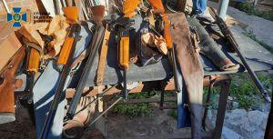 Черниговщина: Подпольная мастерская оружие делать не будет