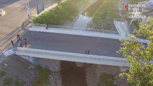 Закарпатье: Райцентр украсил  современный мост