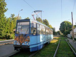 Сумщина: Трамвайное управление достигло успеха