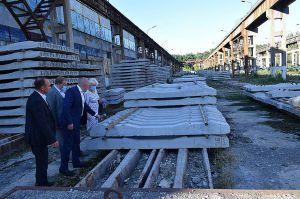 Виннитчина: Освоили новый вид шпал для железной дороги