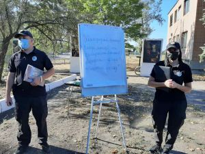 Луганщина: Безпека — справа спільна