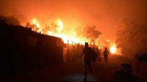 Греція: Підпал був умисним, підозрюваних затримали