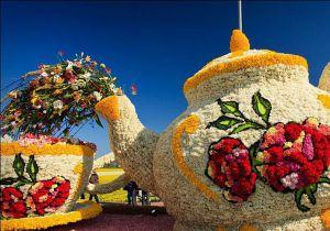 Київ: Співоче поле запросить ласунів і гурманів