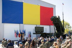 Румыния получила от США первый ЗРК Patriot