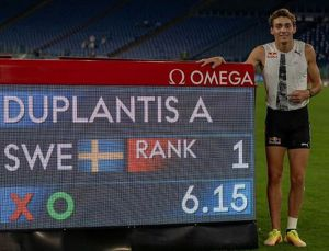 Легка атлетика: Юний швед побив рекорд Бубки!