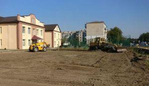 Хмельниччина: У Полонному біля відремонтованої школи буде ще й еколенд