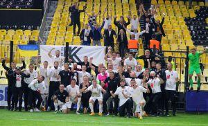Футбол: «Колос» написал первую победную евространицу!
