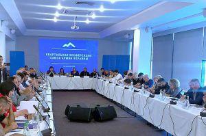 Арташес Саргсян: «Пишаюся тим, що за кілька років  ми змогли створити згуртовану вірменську родину»
