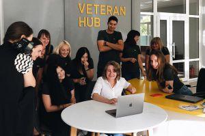 Вінниця: У центрі для ветеранів усі послуги безоплатні
