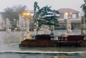 Ураган «Янус» обрушився на грецькі острови
