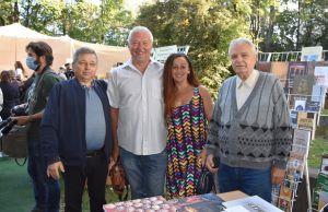 В Ужгороде встретились издатели, писатели и читатели