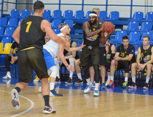 Баскетбол: Кияни виграли спаринг в Одесі
