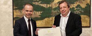 Олексія Ботвінова нагороджено орденом Зірки Італії