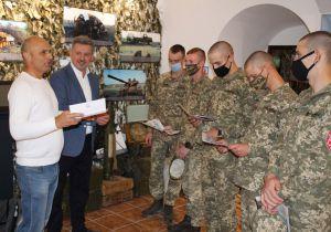 «Голос Украины» будут читать военнослужащие
