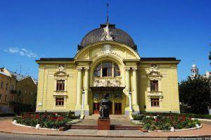 В Черновцах 3 октября отметят 115-ю годовщину со дня открытия здания драмтеатра