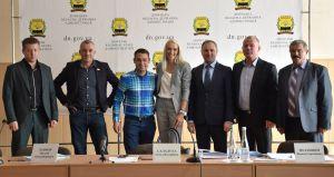 Підтримали ініціативи з розвитку спорту на Донеччині