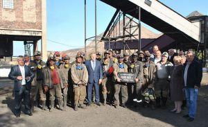 Донецкая область: Есть миллион тонн угля!