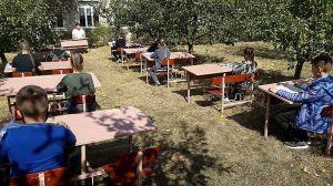 Вінниччина: Уроки на свіжому повітрі