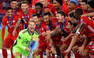 Футбол: Второй трофей «Баварии»