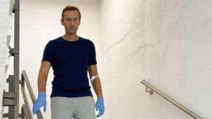 Арештували квартиру і рахунки Навального