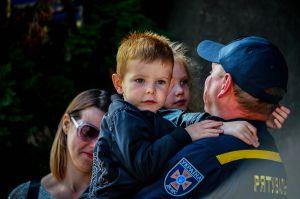 Житомирщина: Спасатели справились досрочно