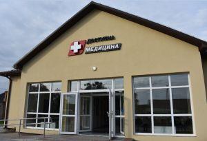Волинь: У селі Зимне почали приймати пацієнтів