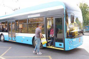 Вінниця: Тролейбус доїжджатиме до віддаленого району на автономному ходу