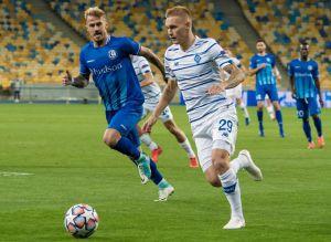 Футбол: «Динамо» вийшло до групового раунду!