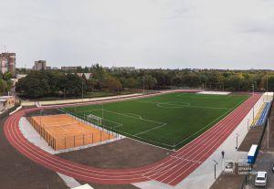 У Краматорську звели спортивно-оздоровчий  комплекс