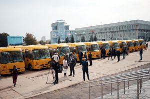 Істотно поповнили шкільний автопарк на Сумщині