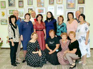 Житомир: Яркие краски золотого возраста — на выставке