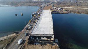 Одесчина: Мост, который станет  обузой для судоходства