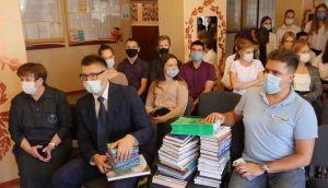 Донеччина: Книжки для бібліотек прифронтової зони