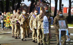 Житомирщина: Простились с погибшими курсантами