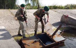 Одесчина: Обнаружили подводную лодку контрабандистов