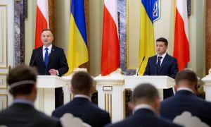 Europa muss Ukrainern helfen, ihre völkerrechtlich anerkannten Grenzen wiederherzustellen
