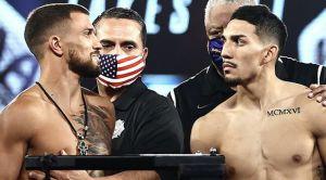 Бокс: Победителю — пять поясов