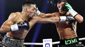 Бокс: Победу отдали Лопесу