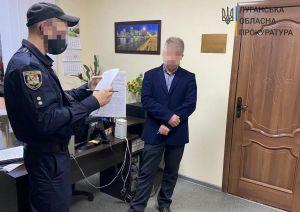 Луганщина: Посадовця затримали на одержанні відкату