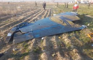 В Тегеране изучают обстоятельства авиакатастрофы