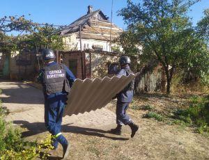 Донеччина: Відремонтовано будинки поблизу лінії розмежування