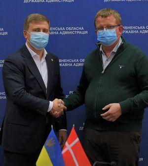 Виталий Коваль создает 1000 рабочих мест для жителей Ривного