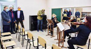 Чернігів: Музичних класів побільшало