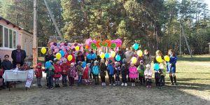 Полтавщина: Детсад дал селу  надежду и перспективу