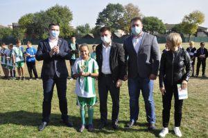 Чернігівщина: Сосниця має новий стадіон