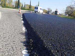 Івано-Франківщина: Відновлюють об'їзну дорогу