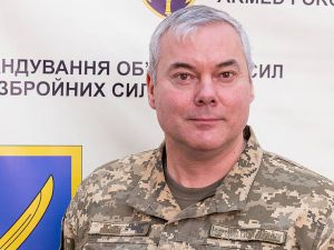 Привітання Командувача Об'єднаних сил Збройних Сил України з нагоди Дня автомобіліста і дорожника